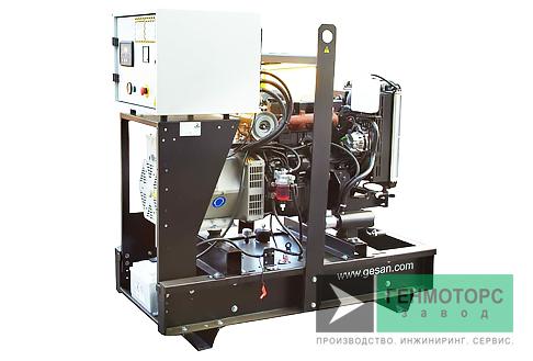 Дизельный генератор (электростанция) Gesan DPA 25E