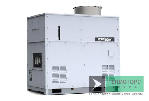 Газопоршневая электростанция (ГПУ) PowerLink GSC25S-NG